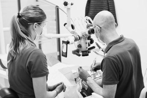 Verwijspraktijk endodontologie