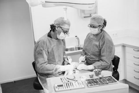 Verwijspraktijk implantologie